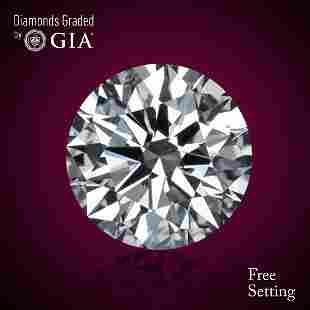215 ct Color GVVS1 Round cut Diamond 44 Off Rap