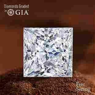 101 ct Color EVVS2 Princess cut Diamond 53 Off Rap