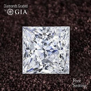 101 ct Color FVS1 Princess cut Diamond 45 Off Rap