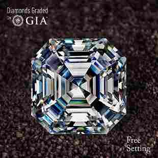 151 ct Color DVS2 Sq Emerald cut Diamond 51 Off
