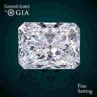 319 ct Color GVS2 Radiant cut Diamond 39 Off Rap