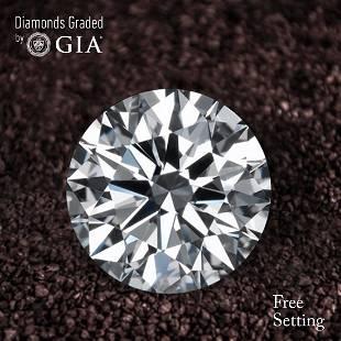 150 ct Color HVVS2 Round cut Diamond 40 Off Rap