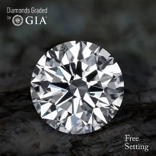 103 ct Color FVS1 Round cut Diamond 43 Off Rap