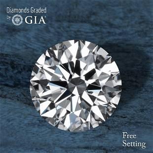 150 ct Color FVVS1 Round cut Diamond 49 Off Rap