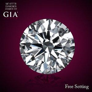 10.63 ct, Color F/IF, Round cut Diamond 58% Off Rap