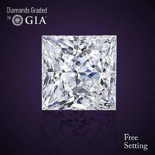 350 ct Color DVVS2 Princess cut Diamond 65 Off Rap