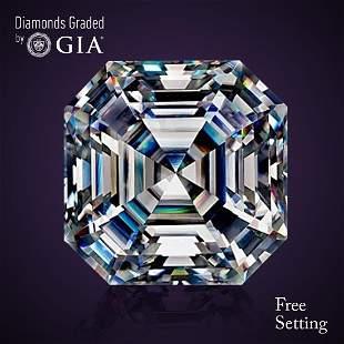 461 ct Color DVVS1 Sq Emerald cut Diamond 72 Off