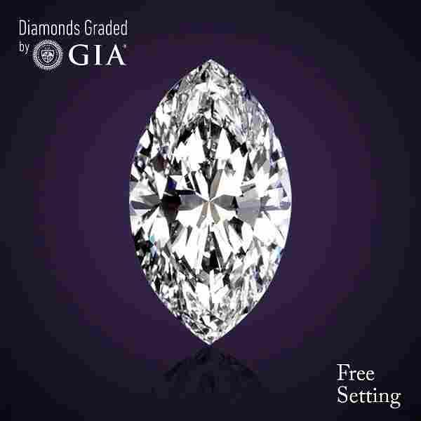 10.18 ct, Color D/VS1, Marquise cut Diamond 31% Off Rap