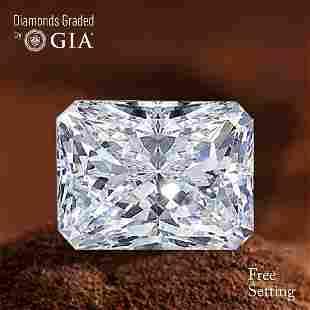 101 ct Color GVS2 Radiant cut Diamond 52 Off Rap