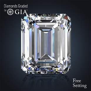 252 ct Color DFL Emerald cut Diamond 48 Off Rap