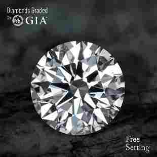 540 ct Color EIF Round cut Diamond