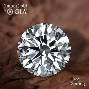 1538 ct Color DVS2 Round cut Diamond