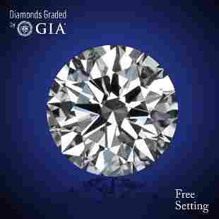 109 ct Color DVVS1 Round cut Diamond