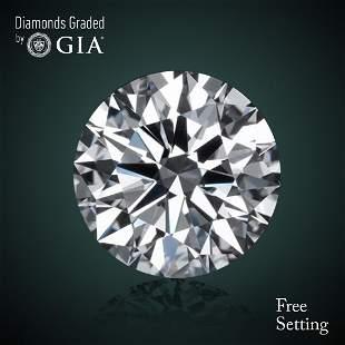 202 ct Color DIF Round cut Diamond