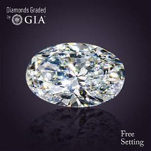 301 ct Color DFL Oval cut Diamond