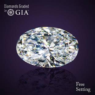 101 ct Color DFL Oval cut Diamond