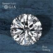 3.02 ct, Color H/VVS2, Round cut Diamond