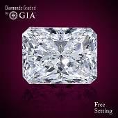 5.02 ct, Color E/VS1, Radiant cut Diamond
