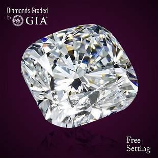 301 ct Color DVVS2 Cushion cut Diamond