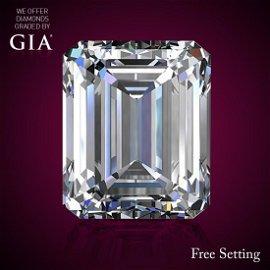 5.00 ct, Color D/IF, Emerald cut Diamond