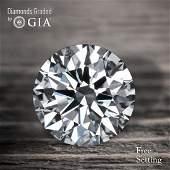 3.51 ct, Color F/VVS2, Round cut Diamond
