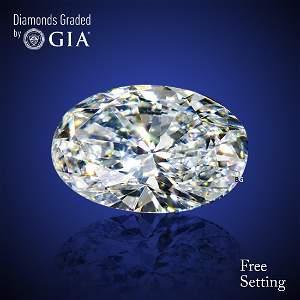 10.01 ct, Color H/VS2, Oval cut Diamond