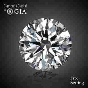 301 ct Color FVS1 Round cut Diamond