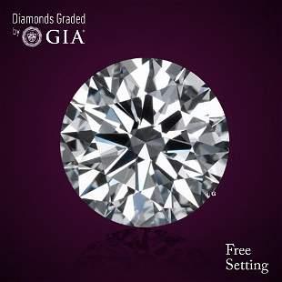 301 ct Color GVS2 Round cut Diamond