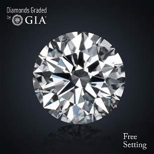 150 ct Color EIF Round cut Diamond