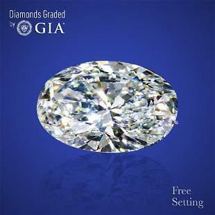 2.00 ct, Color G/VS2, Oval cut Diamond