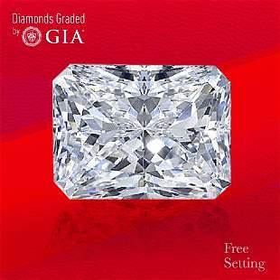 2.01 ct, Color G/VVS2, Radiant cut Diamond