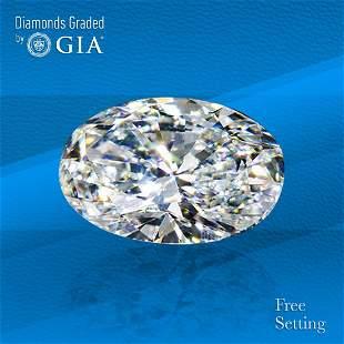 3.01 ct, Color I/VS1, Oval cut Diamond
