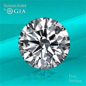 15.25 ct, Color D/VS2, TYPE IIA Round cut Diamond