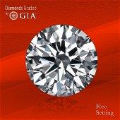 4.02 ct, Color E/VS2, Round cut GIA Graded Diamond
