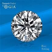 2.70 ct, Color E/VS2, Round cut GIA Graded Diamond