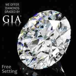 2.04 ct, Color D/VS2, Round cut GIA Graded Diamond