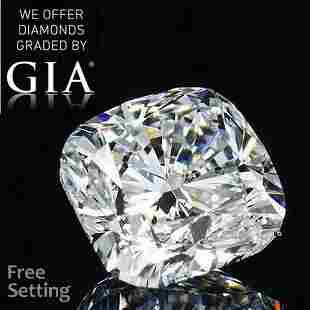 2.01 ct, Color I/VS2, Cushion cut GIA Graded Diamond