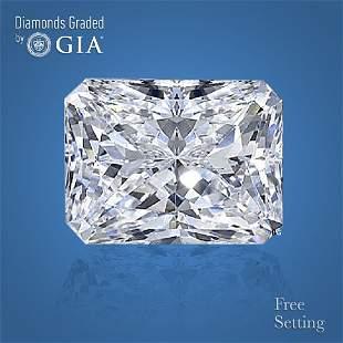 2.02 ct, Color H/VS1, Radiant cut GIA Graded Diamond