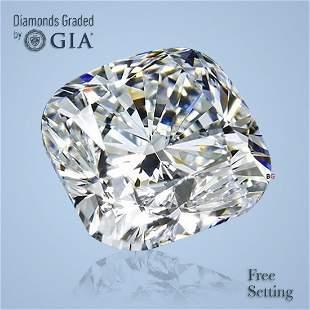 2.01 ct, Color F/VS2, Cushion cut GIA Graded Diamond