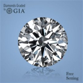 30.62 ct, Color U/IF, Round cut GIA Graded Diamond