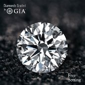 7.52 ct, Color D/FL, TYPE IIa Round cut GIA Graded