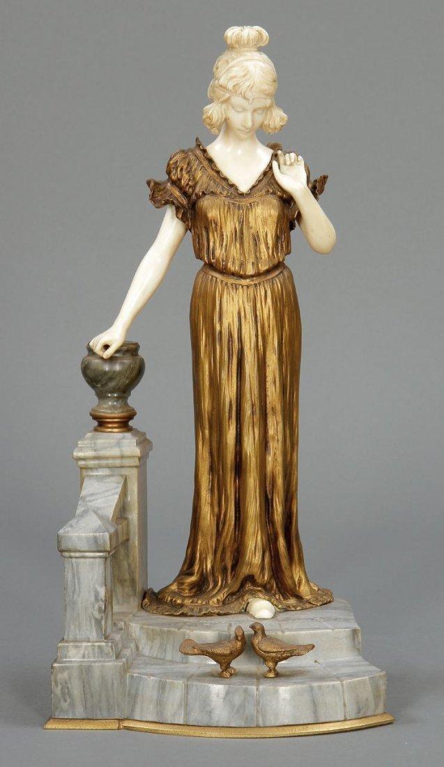 5: Dominique Alonzo erwähnt 1912 - 1926 Paris - Junge F