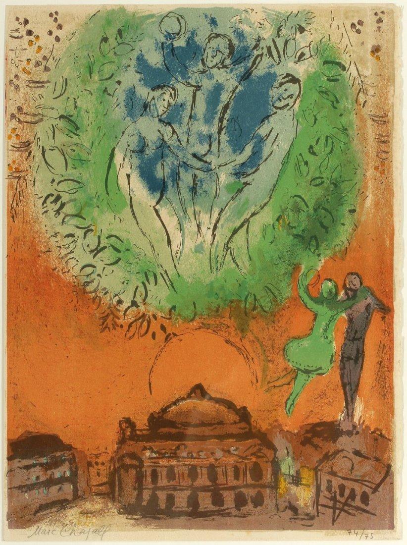 8: Marc Chagall 1887 Witebsk - 1985 St. Paul de Vence -