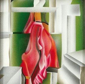 Alexej Iljitsch Baschlakow 1936 Slaboda/Orel - 1980