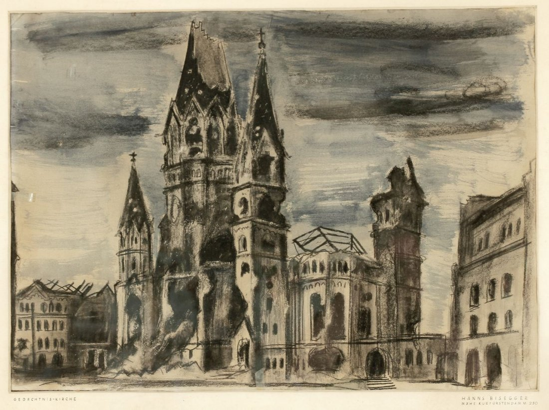 78: Hans Goetsch 1892 Gartz/Oder - 1981 Berlin - Die Ge
