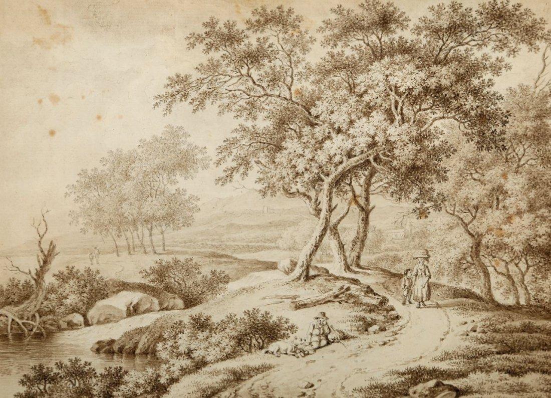5: Ferdinand Kobell 1740 Mannheim - 1799 München - Pers