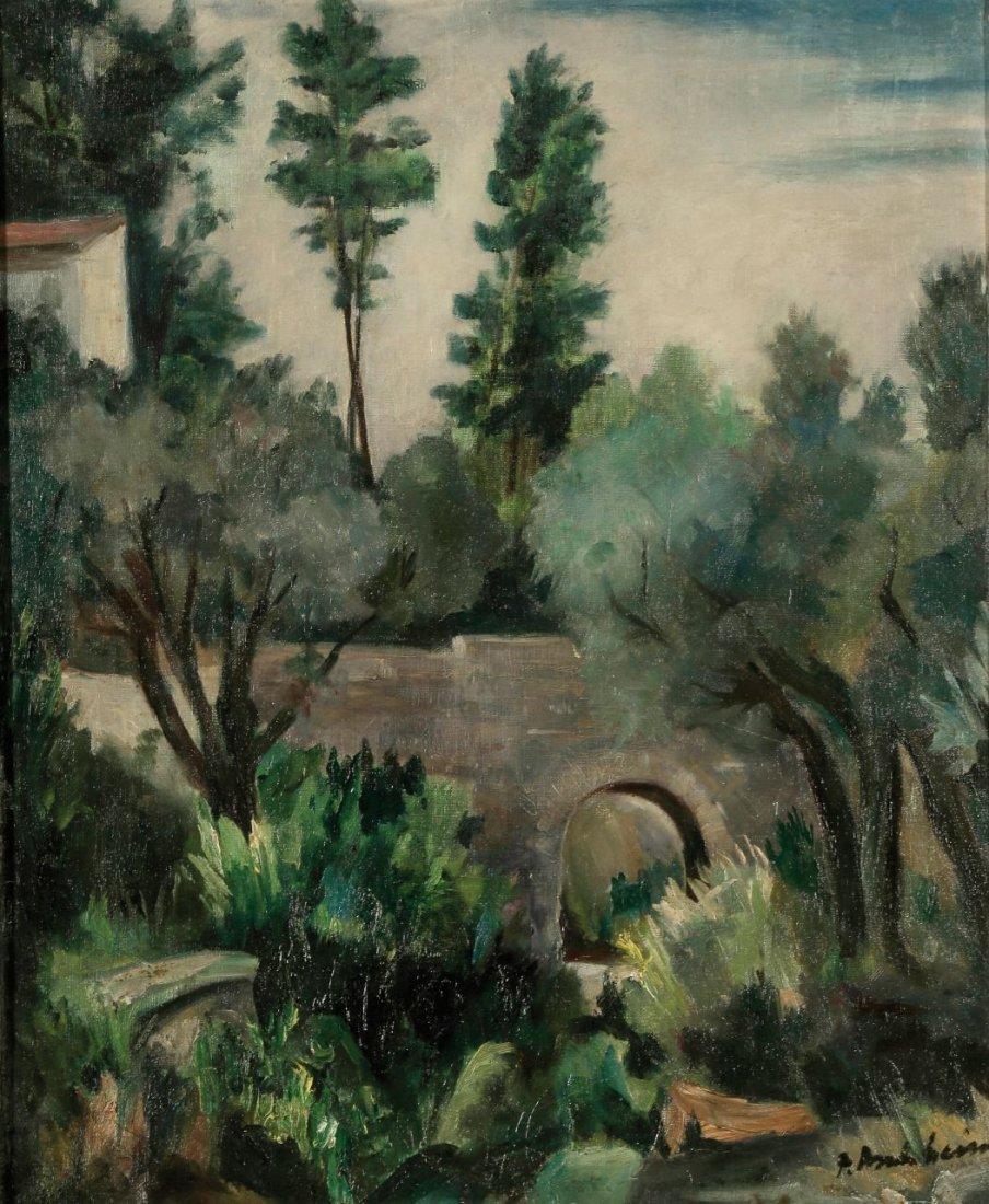 11: Isidor Aschheim 1891 Posen - 1968 Jerusalem - Waldl