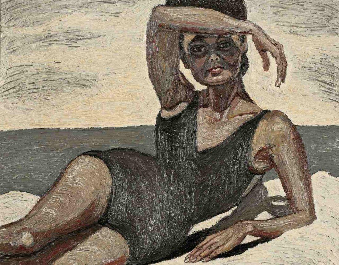 L éon Jacquet-Detaille 1923 Annely - 2002 Annemass