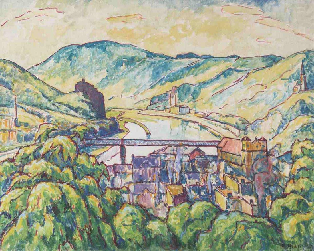 Alfred Helberger 1871 Frankfurt a. M. - 1946 ...