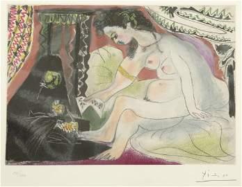 Pablo Picasso 1881 Malaga - 1973 Mougins nach...